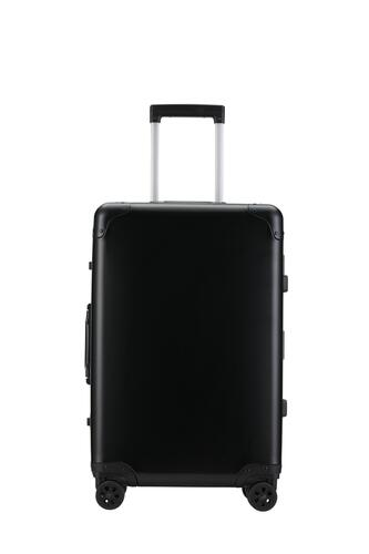 NORQ - SMOOTH BLACK - HÅNDBAGAGE 50L